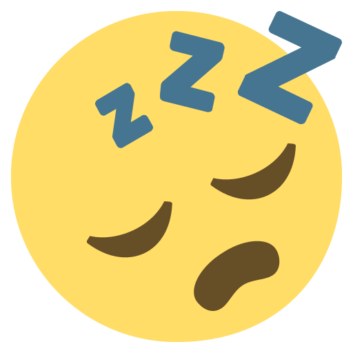 Emoji Basics Sleep